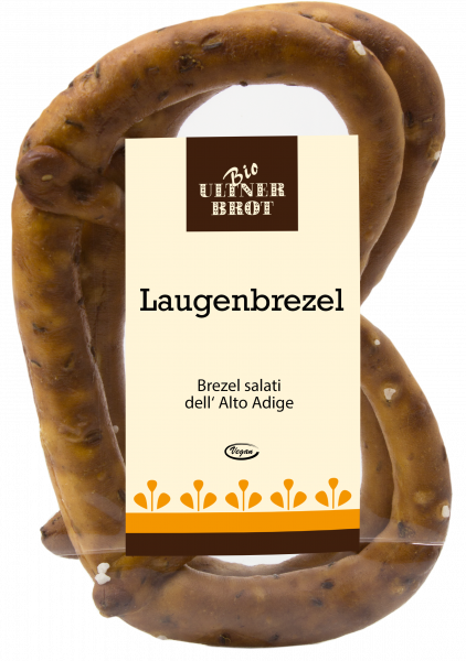 Laugenbrezel knusprig - Ultner Brot