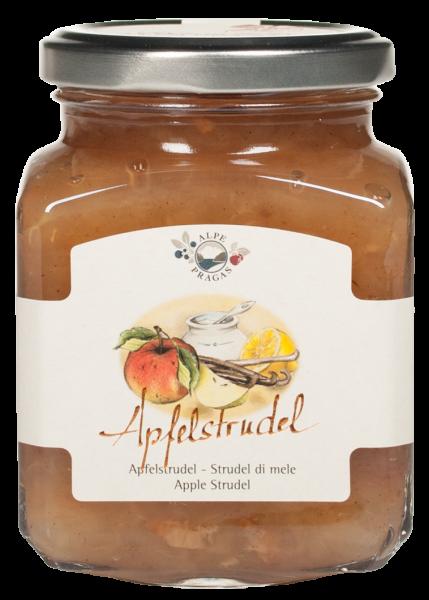 Apfelstrudel Fruchtaufstich - Alpe Pragas