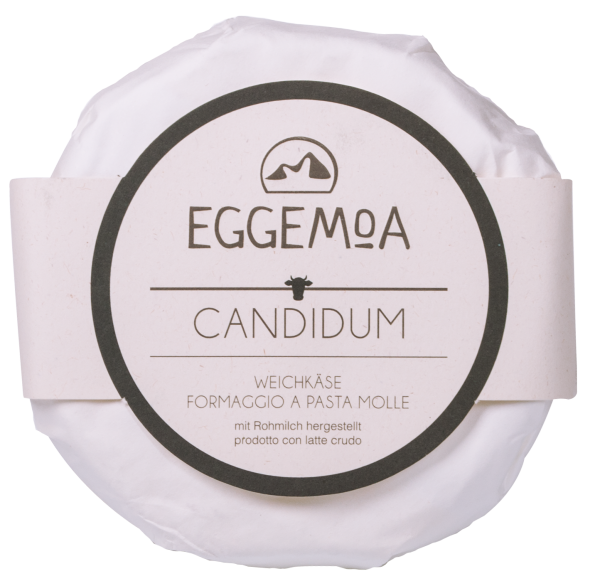 Formaggio morbido Candidum