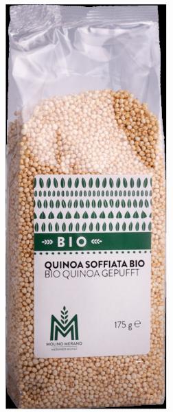 Quinoa soffiata Bio - Meraner Mühle