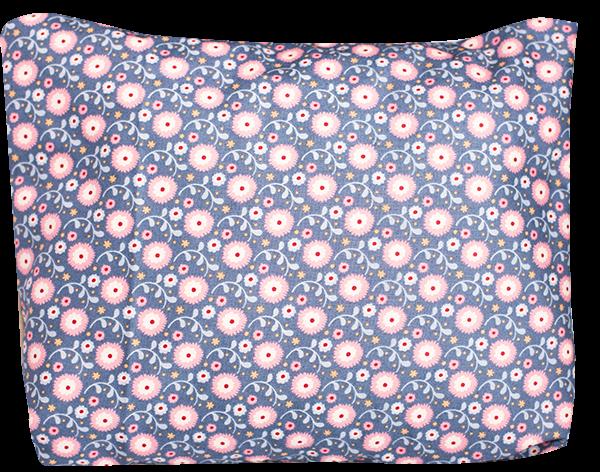 Cuscino in cirmolo blu - Schnalser Säge
