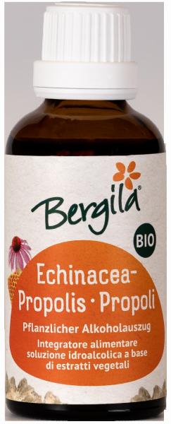 Echinicea Propoli Soluzione idroalcolica Bio - Bergila