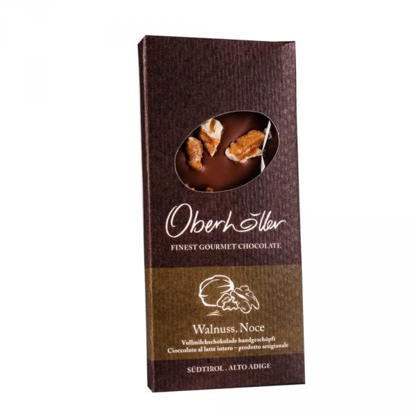 Schokolade mit Walnuss