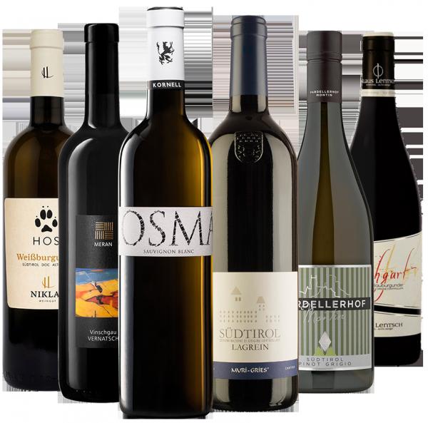 """""""Großer Wein kleiner Preis"""" - Meraner Weinhaus"""