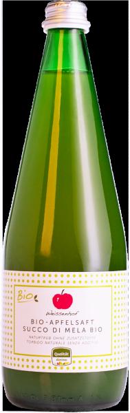 Apfelsaft naturtrüb Bio - Weissenhof