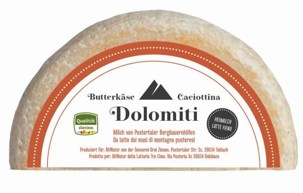 Butterkäse Dolomiti - Sennerei Drei Zinnen