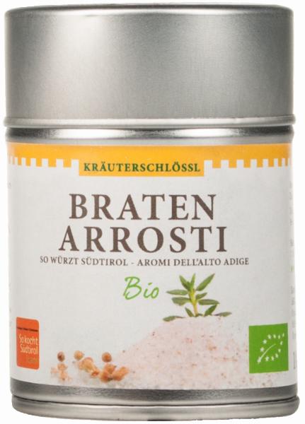Mix di spezie per Arrosti Bio - Südtiroler Kräuterschlössl