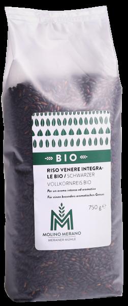 Riso Venere integrale Bio - Meraner Mühle