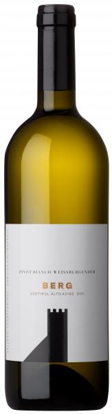 """Pinot bianco """"Berg"""" 2018 - Kellerei Schreckbichl"""