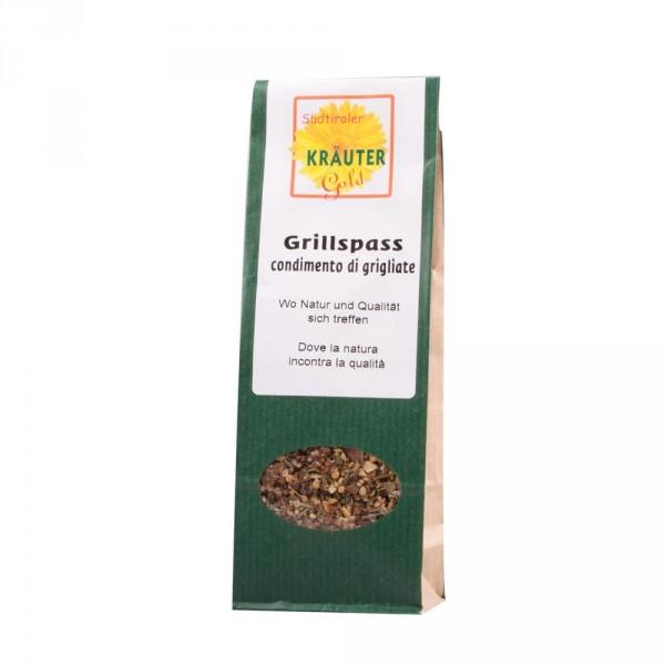 Südtiroler Kräutergold Grillspaßgewürz 90g