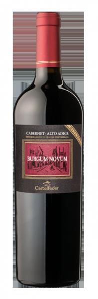 Cabernet Burgum Novum 2015 - Weingut Castelfeder