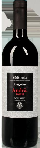 """Lagrein Gries """"Andrä Fass 11"""" 2018 - Weingut Schmid Oberrautner"""
