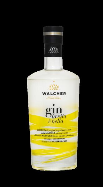 """Gin """"La vita è bella"""" Bio - Edelbrennerei Walcher"""
