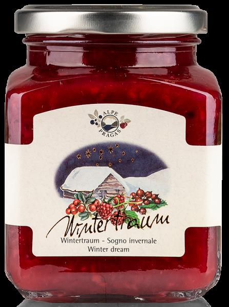 Wintertraum Fruchtaufstrich - Alpe Pragas