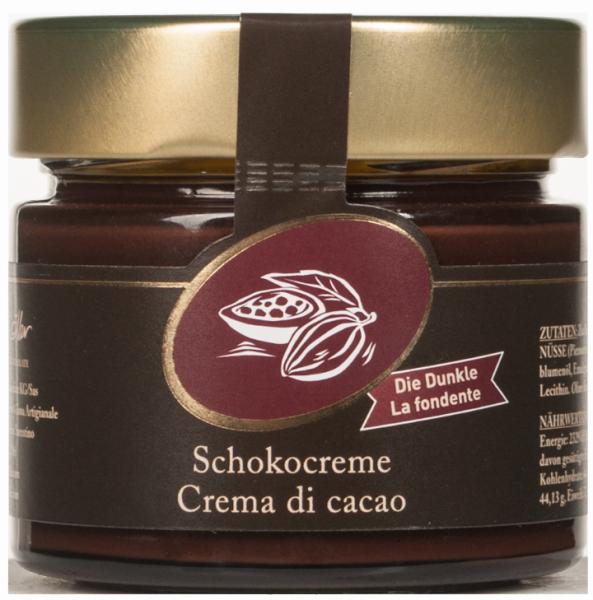 "Schokoladecreme ""Die Dunkle"" - Oberhöller"