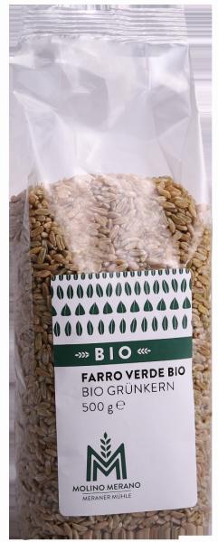Farro verde Bio - Meraner Mühle