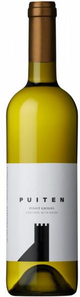 """Pinot Grigio """"Puiten"""" 2018 - Kellerei Schreckbichl"""
