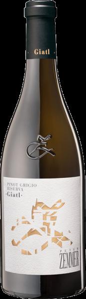 """Pinot Grigio Riserva """"Giatl"""" 2017 - Weingut Peter Zemmer"""