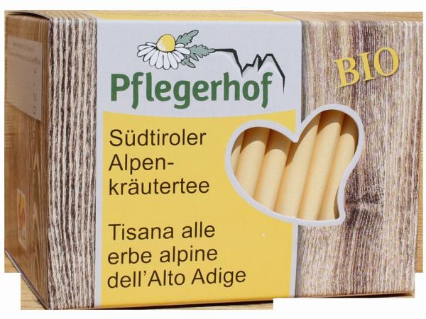 Erbe alpine Bio in buste - Pflegerhof