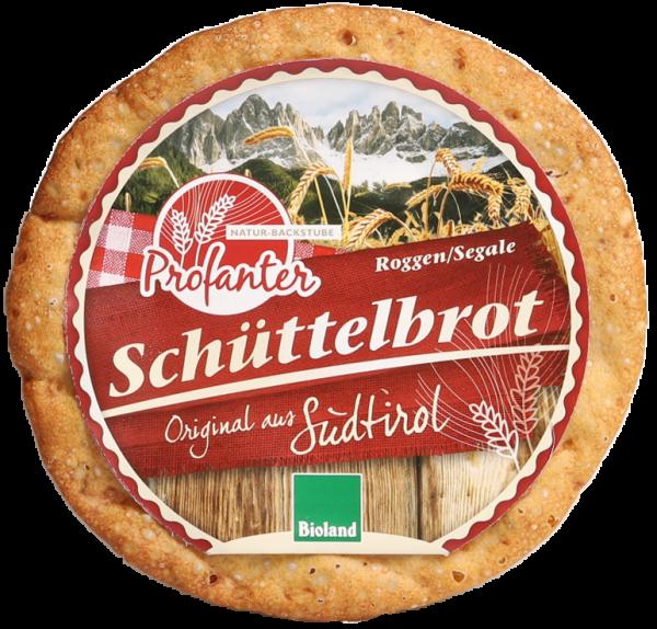 Schüttelbrot mini Bio - Naturbackstube Profanter