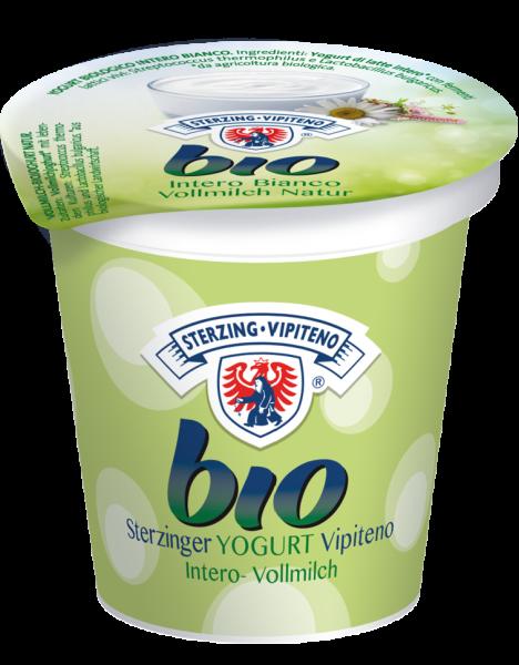 Yogurt intero bianco Bio - Milchhof Sterzing