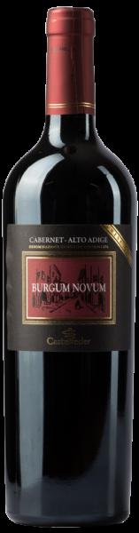 "Cabernet Riserva ""Burgum Novum"" 2017 - Weingut Castelfeder"