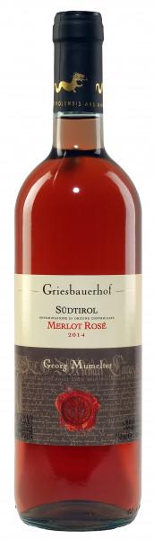 Merlot Rosé 2019 - Weingut Griesbauerhof