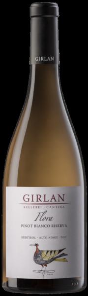 Pinot Bianco Flora 2016 - Kellerei Girlan