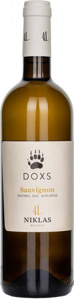 "Sauvignon ""Doxs"" 2018 - Weingut Niklas"
