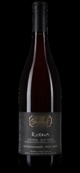Pinot Nero Riserva 2017 - Weingut Stroblhof
