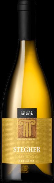 "Chardonnay Riserva ""Stegher"" 2018 - Kellerei Bozen"