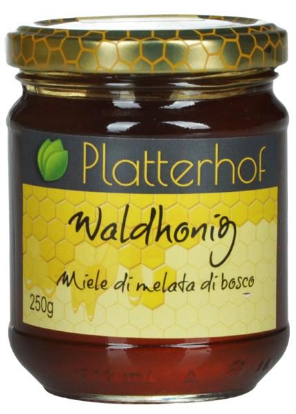 Platterhof Waldhonig 250g
