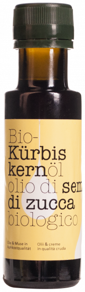 Olio di semi di zucca Bio - Vinschger Ölmühle - Moleshof