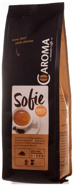 "Arabica ""Sofie"" gemahlen - Caroma Caffè"