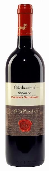 Cabernet Sauvignon 2018 - Weingut Griesbauerhof