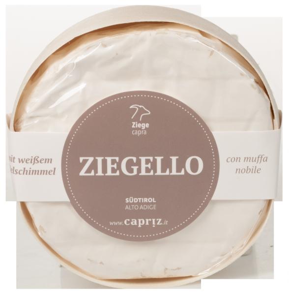 Formaggio morbido di capra Ziegello