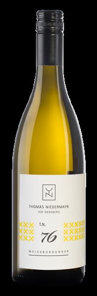 "Pinot Bianco ""76"" 2013 - Thomas Niedermayr"