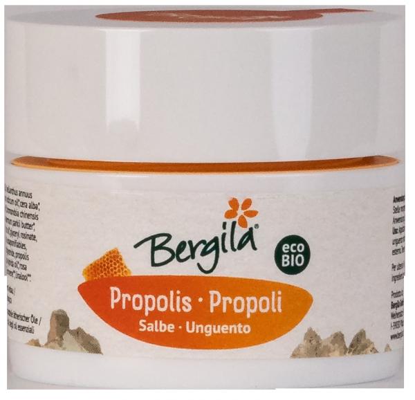 Propolissalbe Bio - Bergila