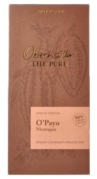 """Gourmetschokolade """"O'Payo"""" 90%"""