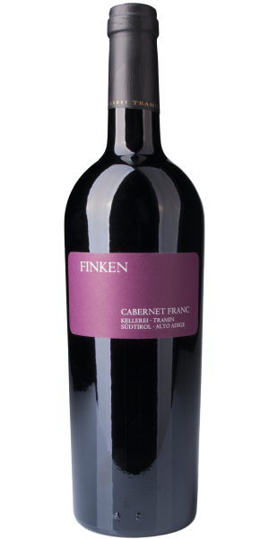 "Cabernet Franc ""Finken"" 2016 - Kellerei Tramin"