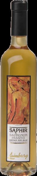"Sauvignon Passito ""Saphir"" 2016 - Weingut Laimburg"