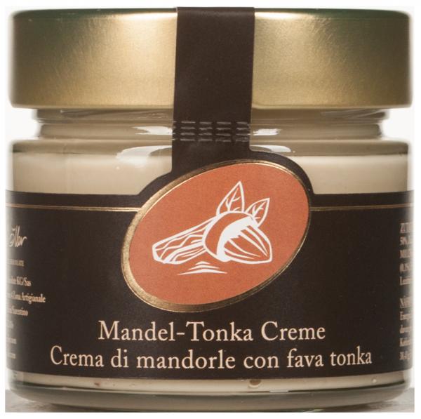 Crema di Mandorle e Fava Tonka
