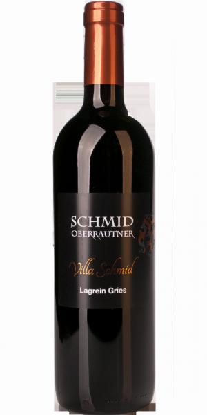 """Lagrein Gries """"Villa Schmid"""" 2018 - Weingut Schmid Oberrautner"""