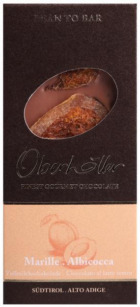 Vollmilchschokolade Marille - Oberhöller