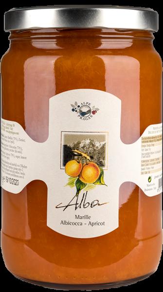 Composta di albicocce - Alpe Pragas