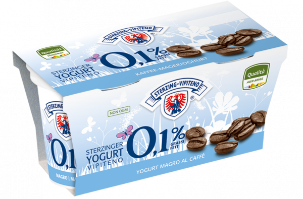 Kaffee Magerjoghurt - Milchhof Sterzing