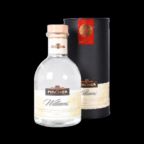 """Brand Williams Birne """"Medizinflasche"""" - Pircher Brennerei"""