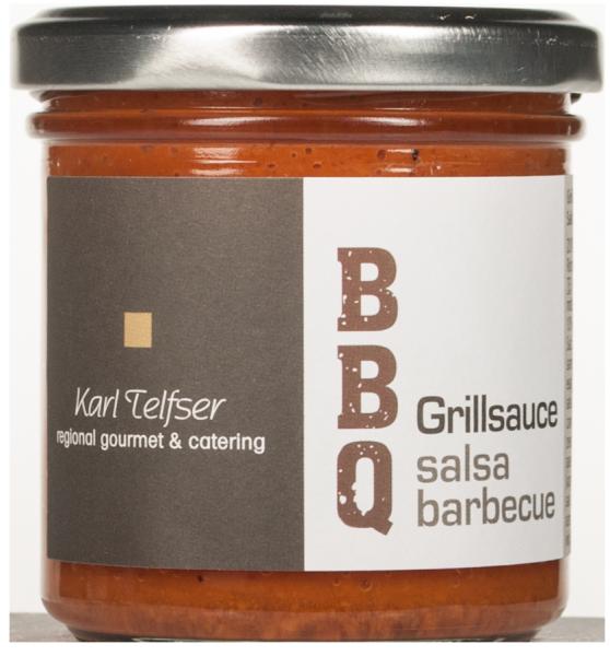 Grillsauce BBQ