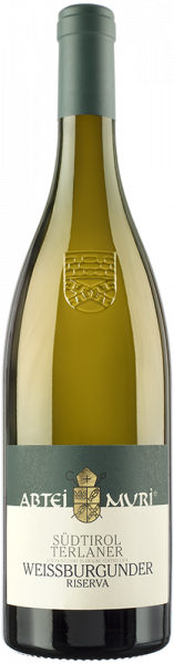 """Pinot Bianco Riserva """"Abtei Muri"""" 2017 - Klosterkellerei Muri Gries"""