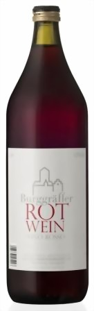 Roter Tafelwein Burggräfler